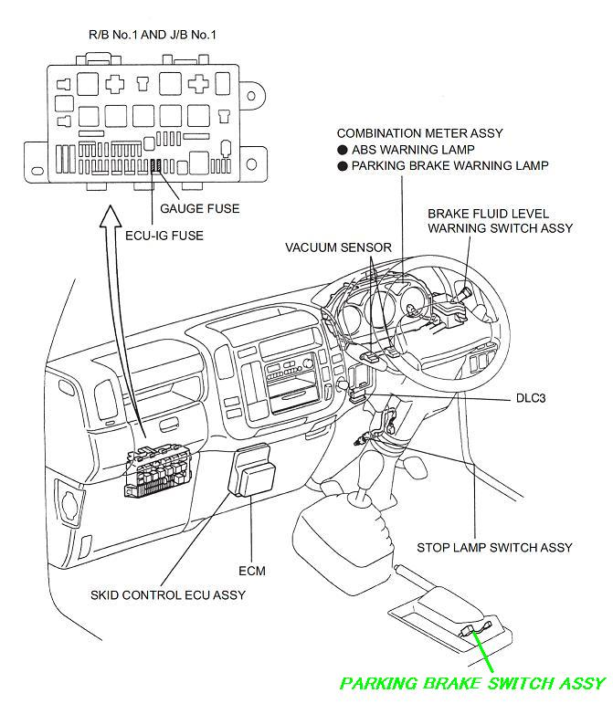 Hino Parking Brake Diagram Images Gallery