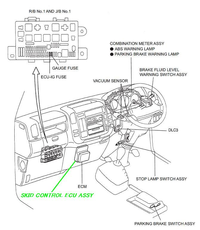 toyota parts diagram  toyota  auto wiring diagram